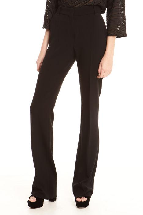 Pantalone lungo in triacetato Intrend