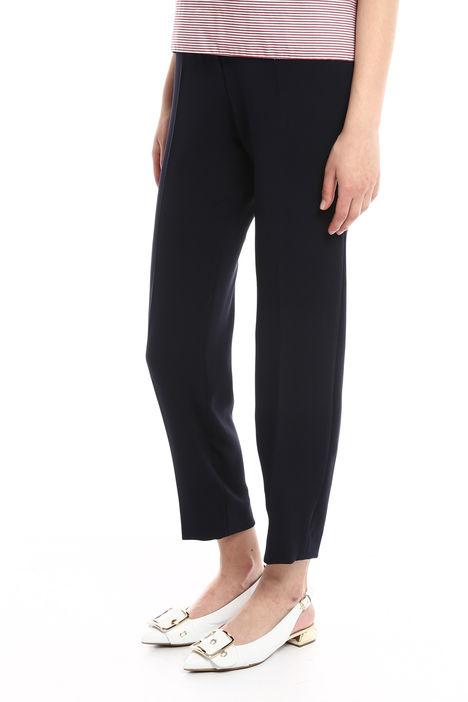 Pantalone in triacetato fluido Diffusione Tessile