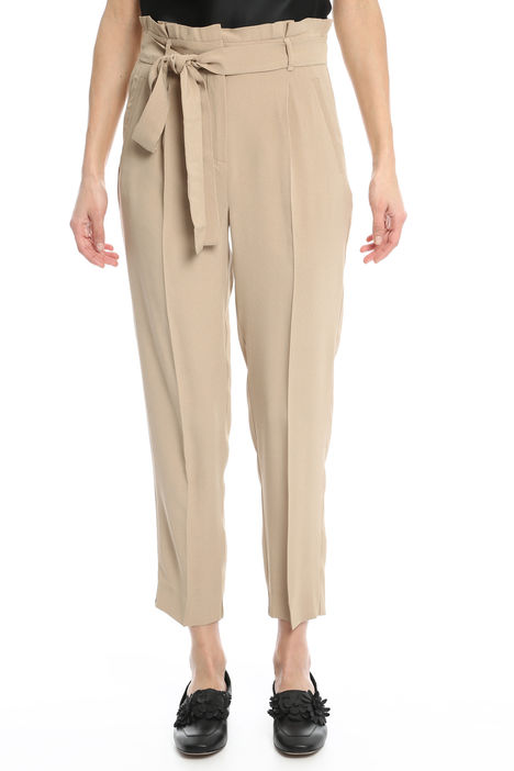 Pantalone alto con cintura Intrend