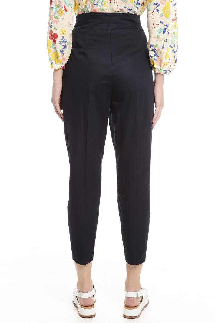 Pantalone in puro cotone Fashion Market