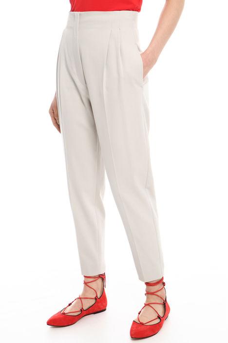 Pantalone lungo in gabardina Intrend