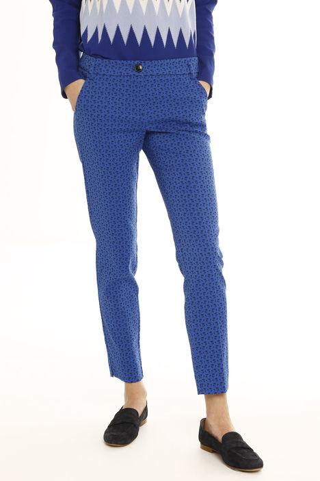 Pantalone misto cotone Intrend