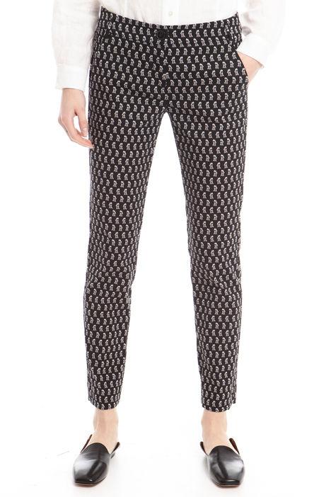 Pantalone misto cotone Diffusione Tessile