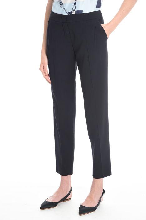 Pantalone in twill di lana Diffusione Tessile