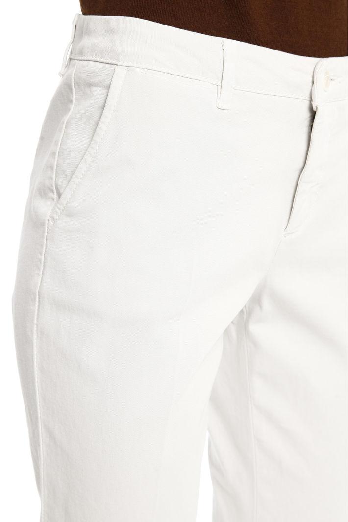 Pantaloni in gabardina Fashion Market