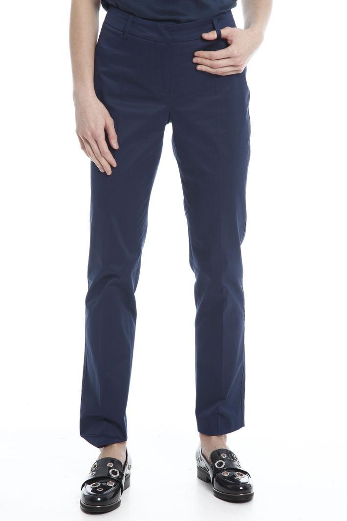 Pantaloni in cotone stretch Fashion Market