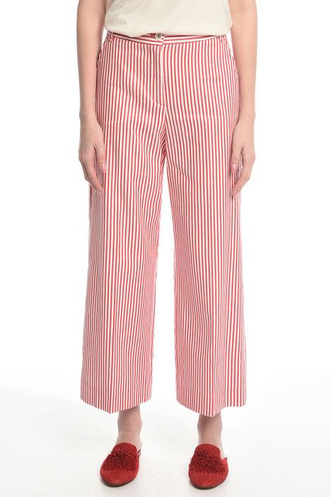 Pantalone in cotone compatto Intrend
