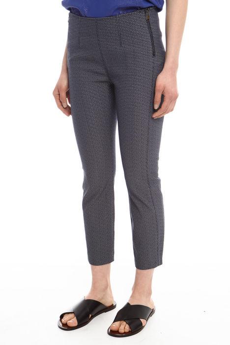 Pantaloni a sigaretta Diffusione Tessile