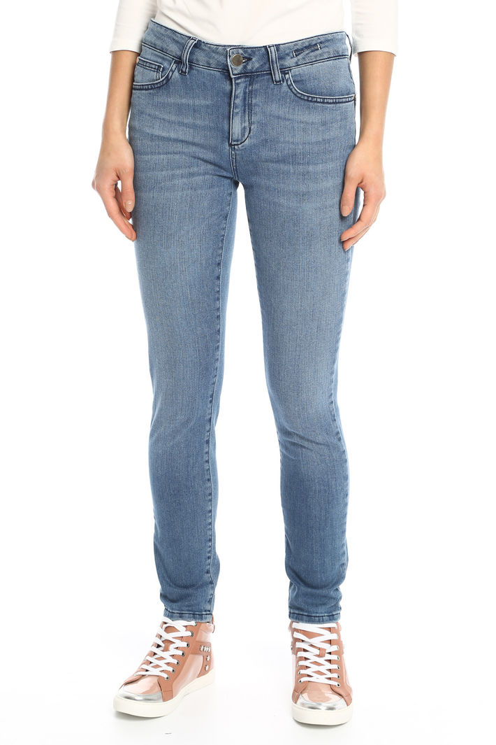 Jeans skinny stretch Diffusione Tessile