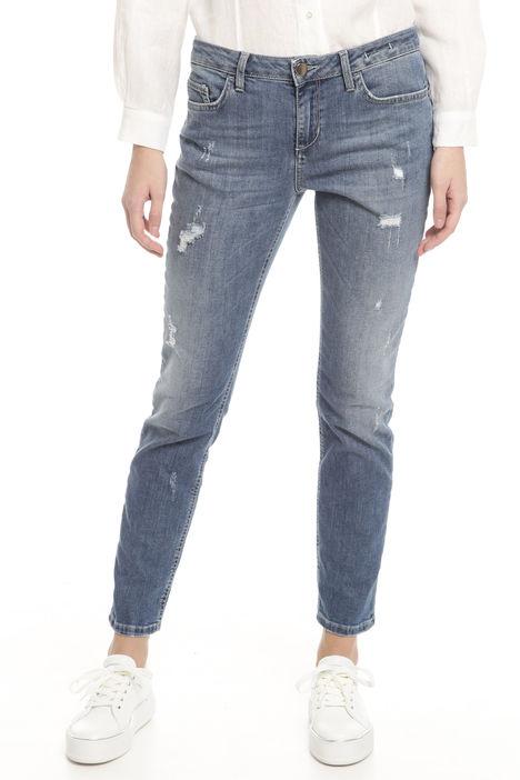 Jeans alla caviglia Diffusione Tessile