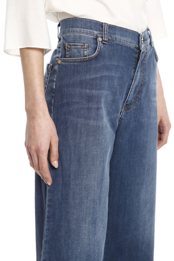 Jeans cropped linea dritta Intrend