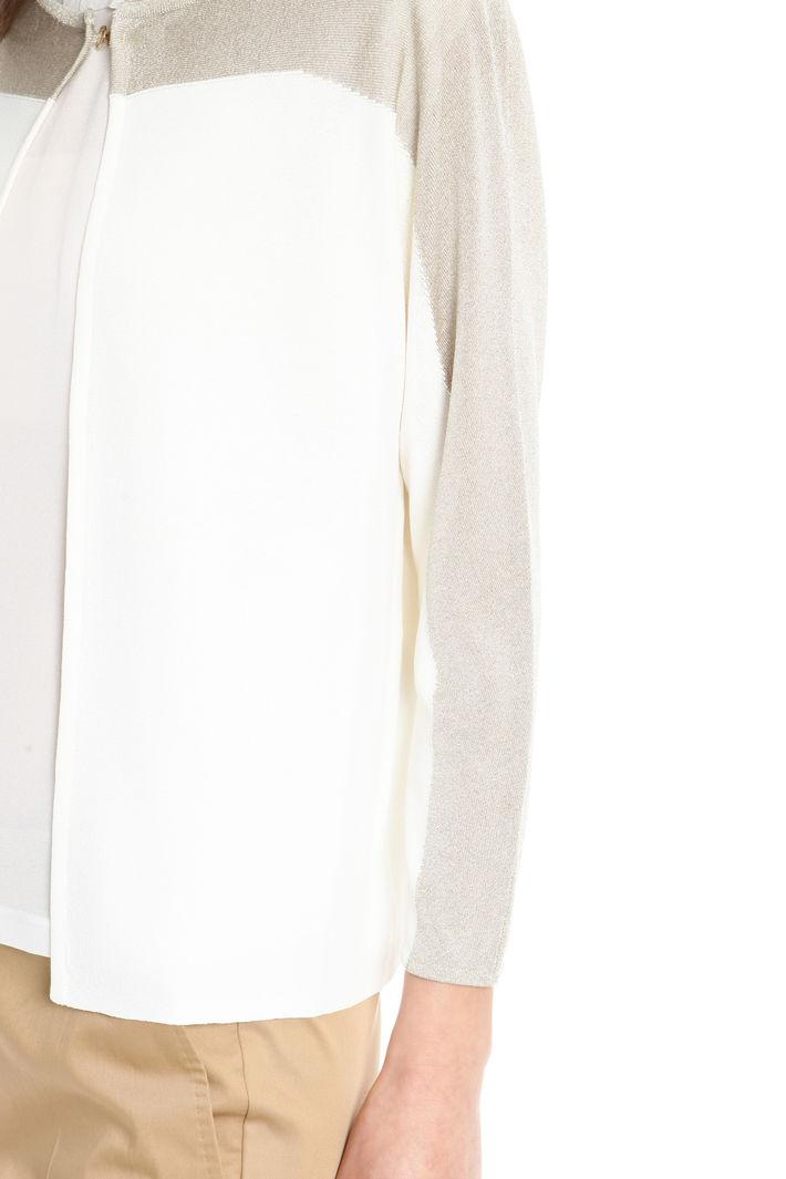 Cardigan in viscosa lurex Fashion Market