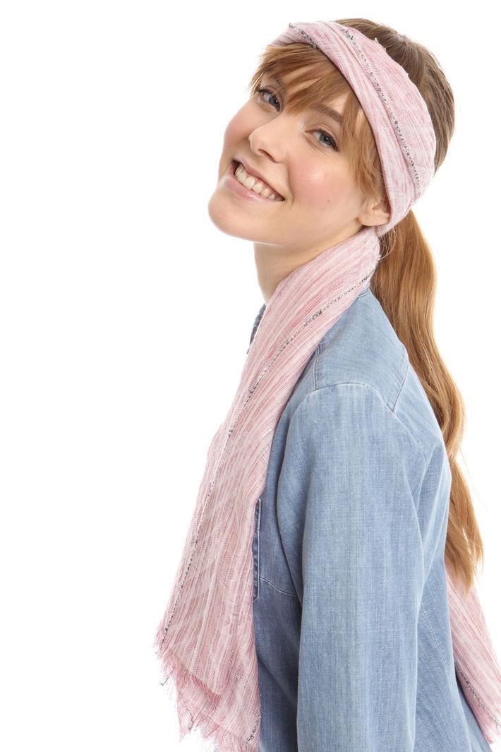 Sciarpa in tessuto di cotone Fashion Market