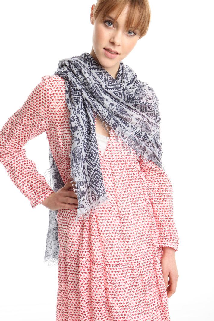 Sciarpa multifantasia Fashion Market