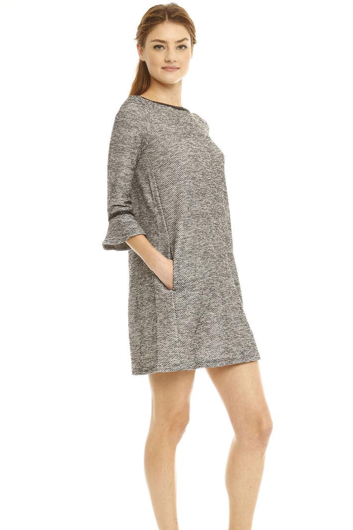 Abito effetto tweed Fashion Market