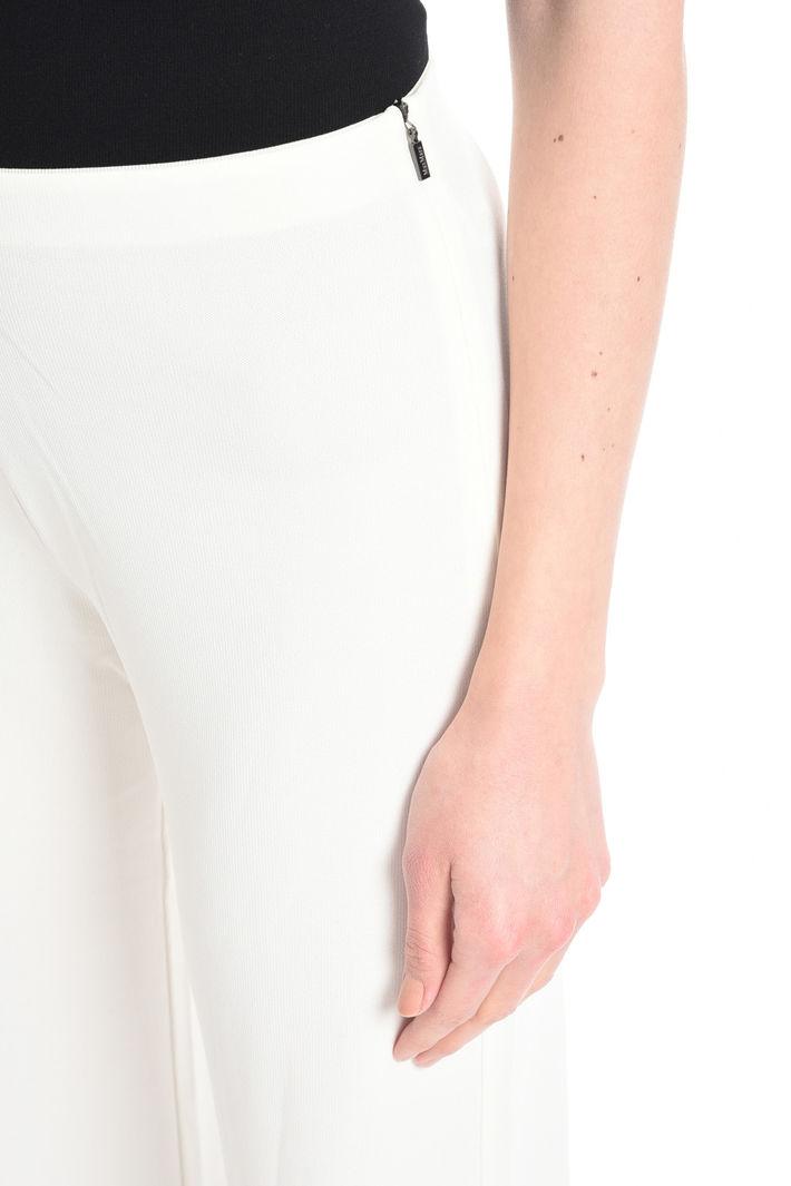 Pantaloni piatti in jersey Fashion Market