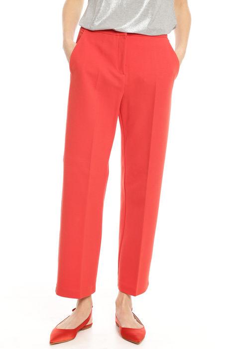 Pantalone in jersey a costine Diffusione Tessile