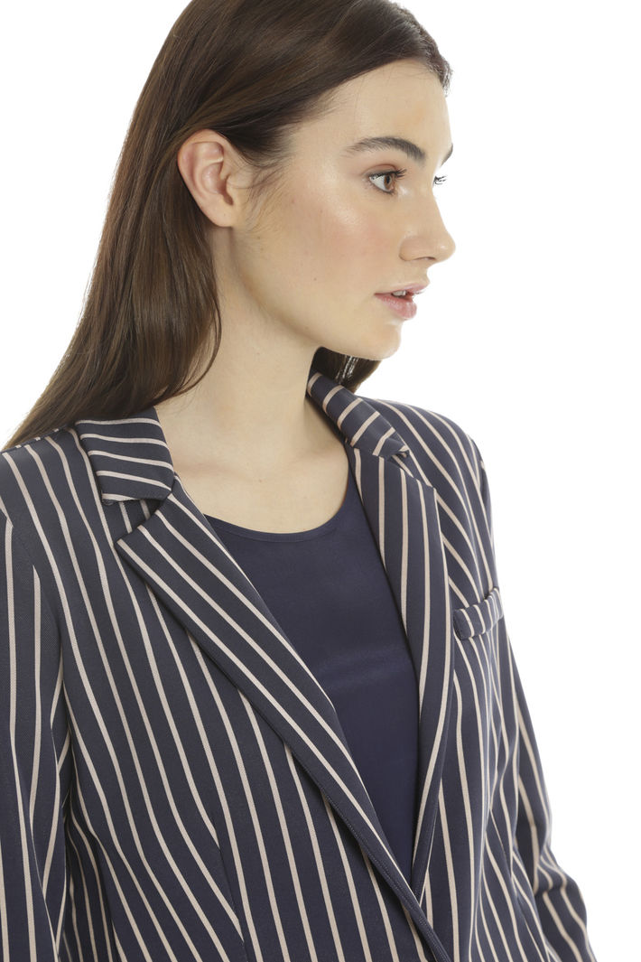 Soprabito in jersey gessato Fashion Market