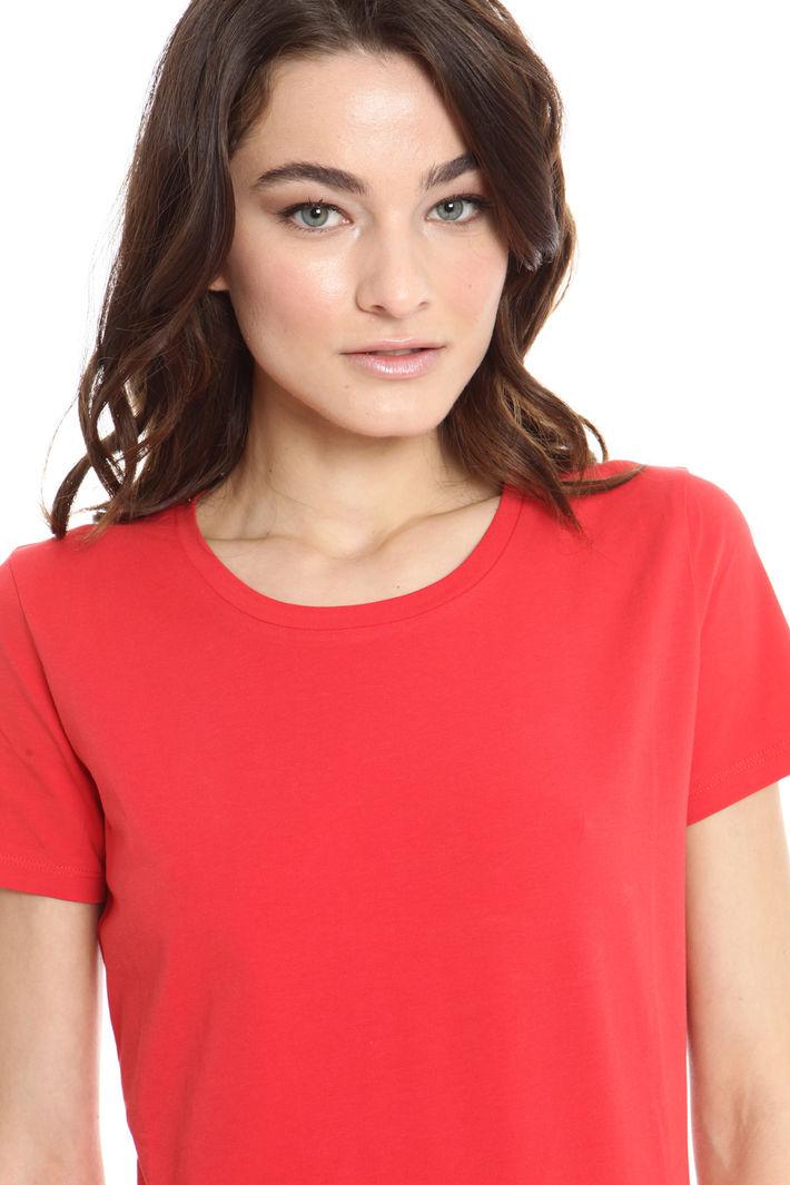 T-shirt basic in cotone Fashion Market