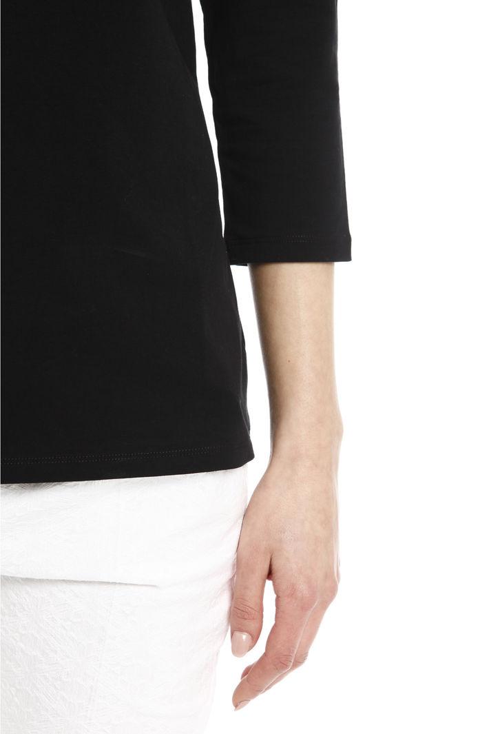 T-shirt aderente in jersey Fashion Market