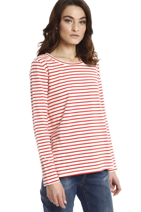 T-shirt in jersey stretch Diffusione Tessile