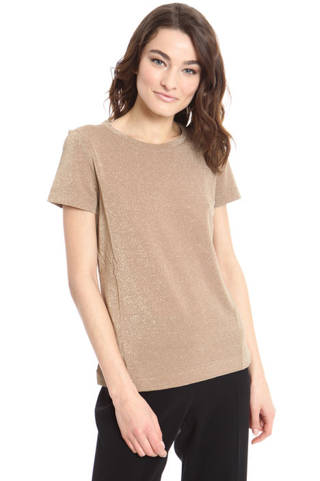 T-shirt lurex Intrend