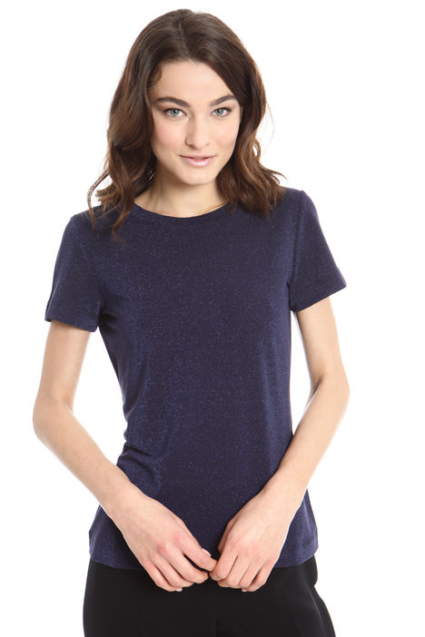 T-shirt lurex Intrend