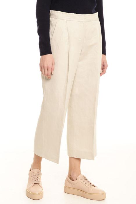 Pantaloni larghi Diffusione Tessile