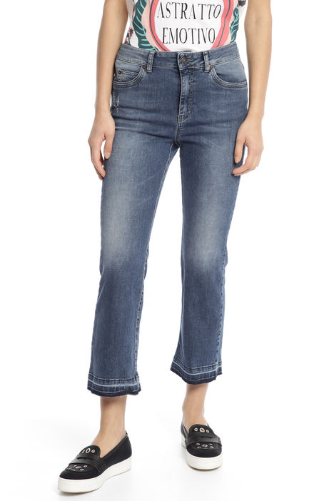 Jeans slim cropped Intrend