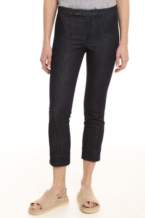 Jeans senza tasche Diffusione Tessile