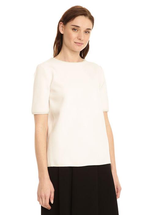 T-shirt in viscosa compatta Diffusione Tessile