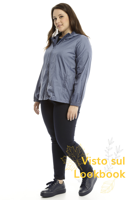 Printed rain jacket Diffusione Tessile