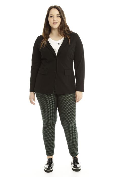 Giacca blazer in jersey  Diffusione Tessile