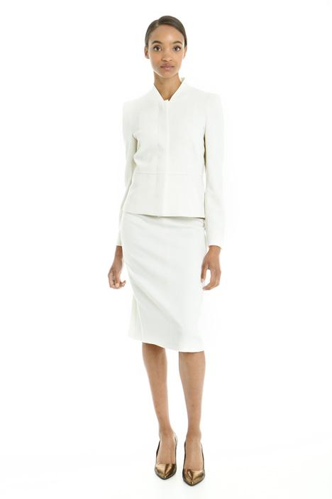 Wool crepe jacket Diffusione Tessile