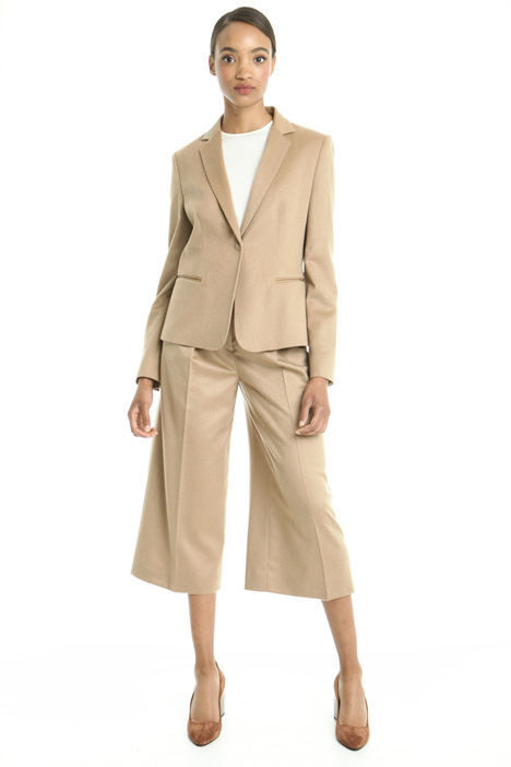 Sable-like drap jacket Intrend