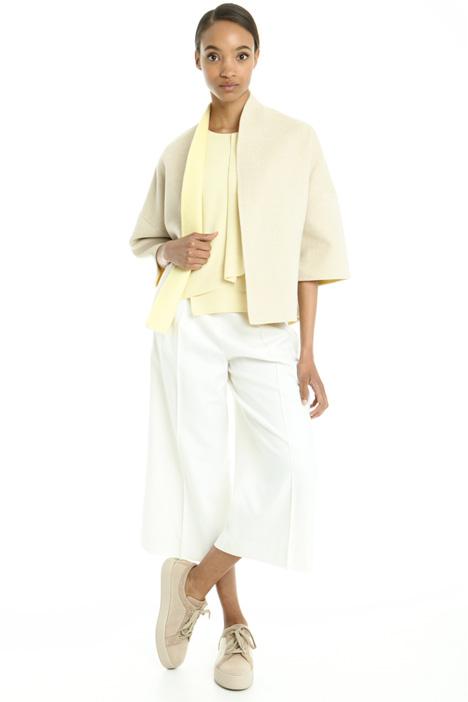 Cappa in drap di lana Diffusione Tessile