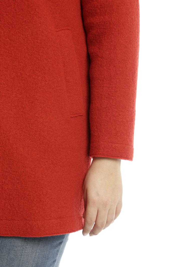 Capospalla in lana cotta Diffusione Tessile