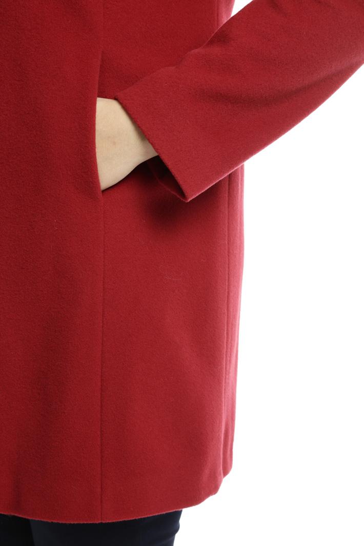 Cappotto in panno lana Diffusione Tessile