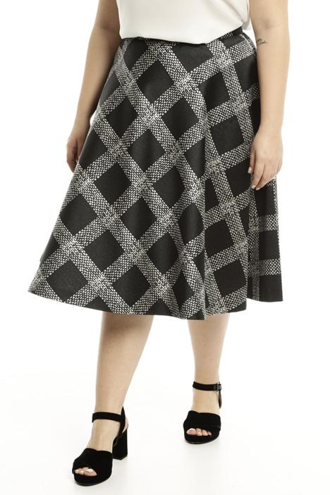 Mikado full skirt Diffusione Tessile
