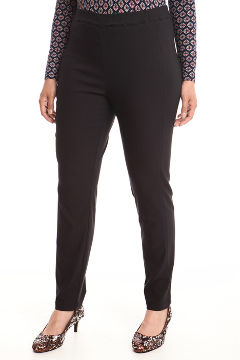 Leggings in diagonale stretch Diffusione Tessile