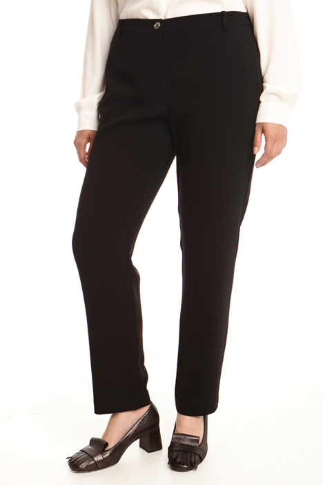 Long fitted trousers Intrend