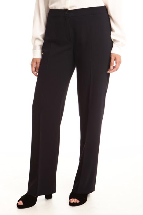 Pantalone in tessuto fluido  Diffusione Tessile