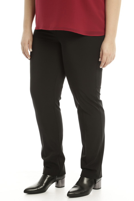 Stretch cigarette trousers Intrend