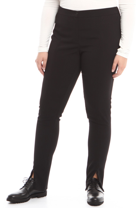 Stretch fluid trousers Diffusione Tessile