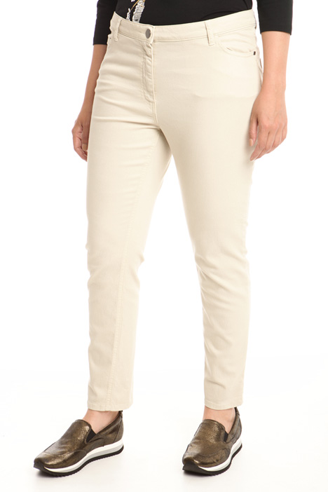 Slim-fit jeans with pockets Diffusione Tessile