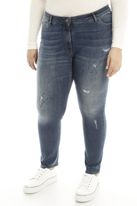 Stretch denim jeans Diffusione Tessile