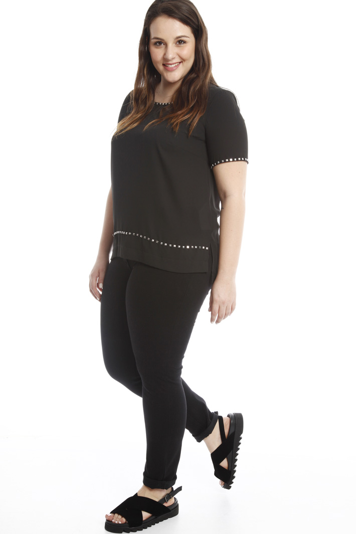 Jeggings in jersey stretch Diffusione Tessile