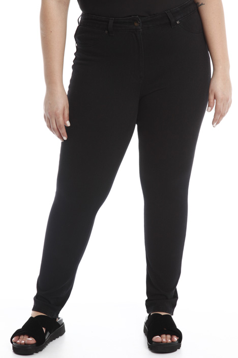 Stretch jersey jeggings Intrend