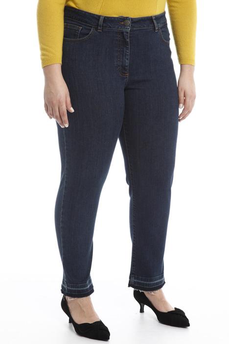 Jeans slim in denim stretch Diffusione Tessile