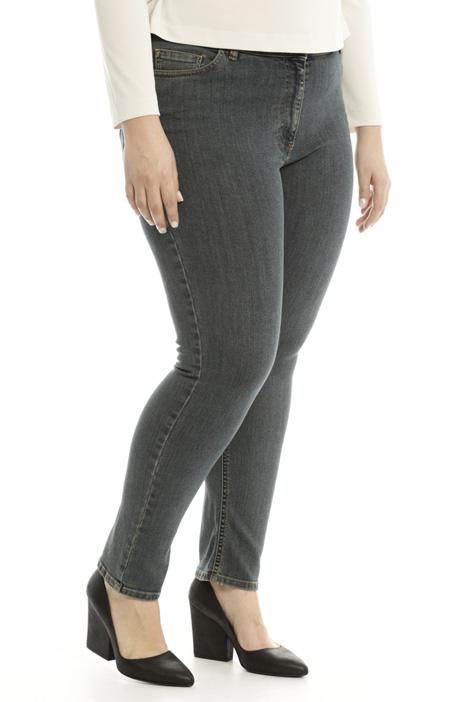 Stretch denim skinny jeans Diffusione Tessile